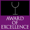 Wine Spectator's Award of Excellence